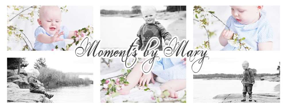 Moments by Mary